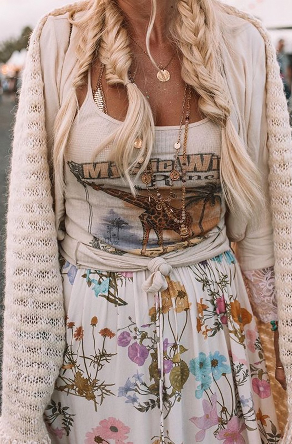 Lifestyle Blog Instagram Wild Bloom Skirt Spell The Gypsy Fetiche Suances
