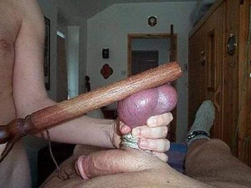 Cock head torture