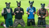 Fetish Men San Diego: Photos from the Gear Potluck Picnic