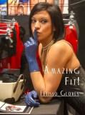 Fetisso Latex Blue Gloves