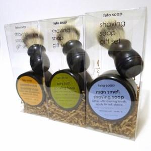 Shaving Soap Gift Sets