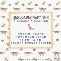 Renegade Craft Fair 2014