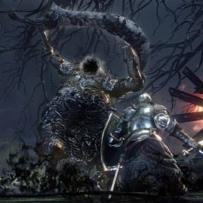 Dark Knight Falls Wallpaper Dark Souls 3 The Ringed City Dlc Announced Fextralife