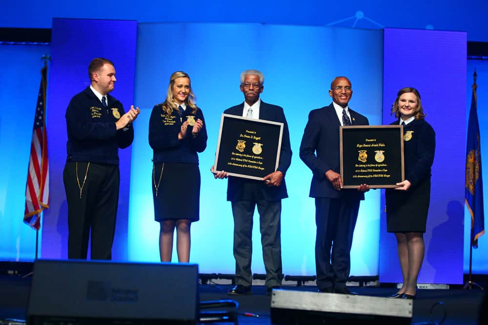 Diversity and Inclusion National FFA Organization - new farmers of america