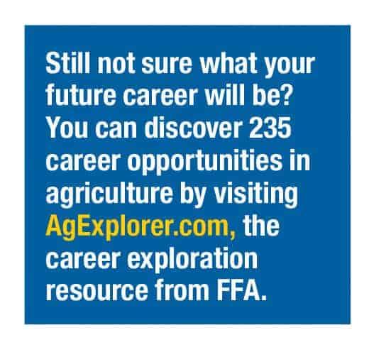 Write the Right Resume National FFA Organization