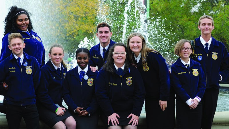 FFA Alumni and Supporters Chapter Opportunities National FFA