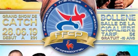 La FFCP à Bollène (84)