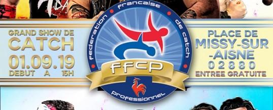 La FFCP à Missy-sur-Aisne (02)