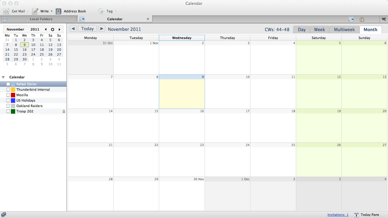 How To Share Your Google Calendar 14 Steps With Pictures Lightning 10 Calendar Add On For Thunderbird The