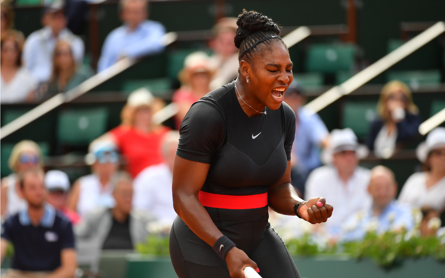 Handson Kweekkas Serre Three To See Serena S Big Test Roland Garros The 2019 French
