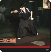 2013 08 31 123519 【神業動画】まるで実写版るろうに剣心だ!居合抜き三剣士凄技!