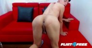 Latino Twink Loves Anal
