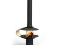 Traforartr Almeja Suspended Fireplace