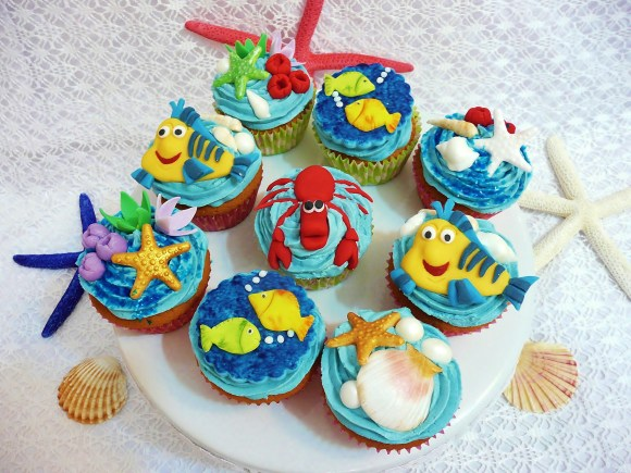 little-mermaid-sirenita-cake-cupcakes2