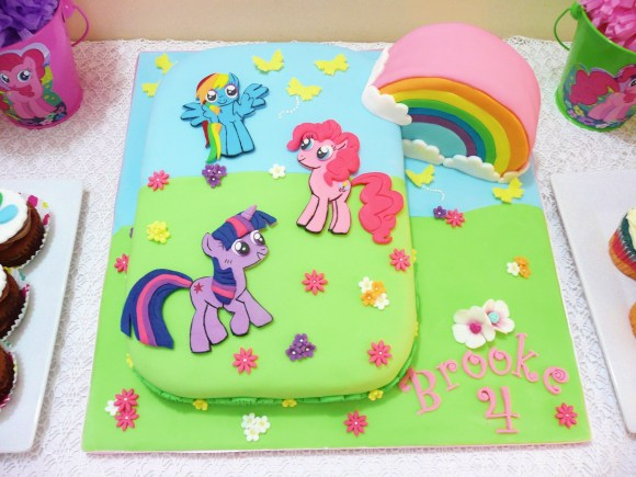 little-pony-cake