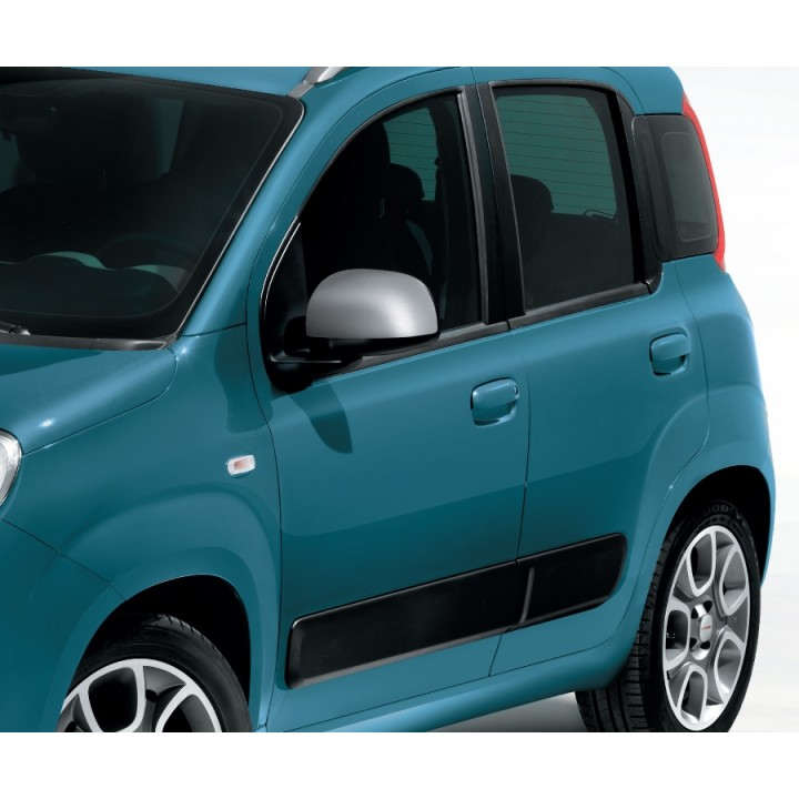 Fiat Panda Interieur Genuine Fiat Panda Shadow Side Mirror Covers/replacement