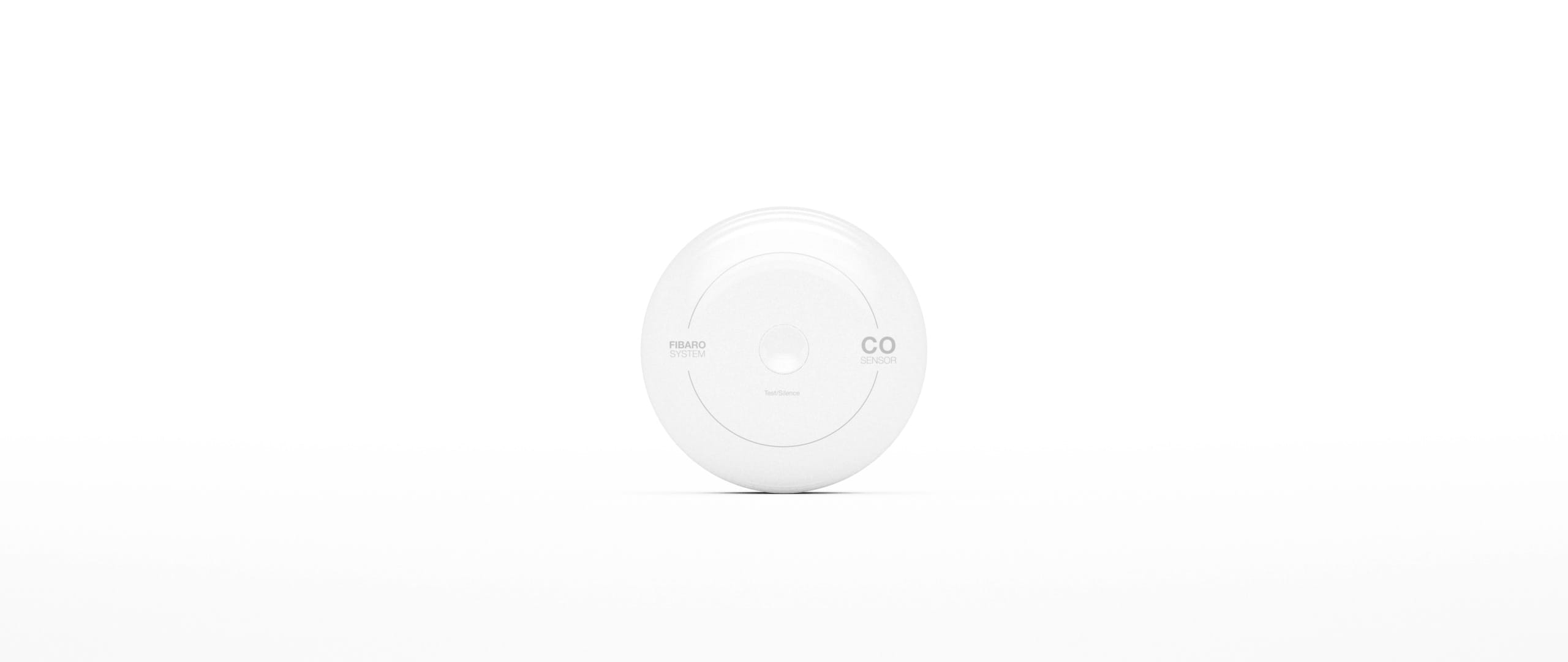 Koolmonoxidemelder Kopen Koolmonoxidemelder Co Sensor Fibaro