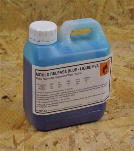 PVA Liquid Blue