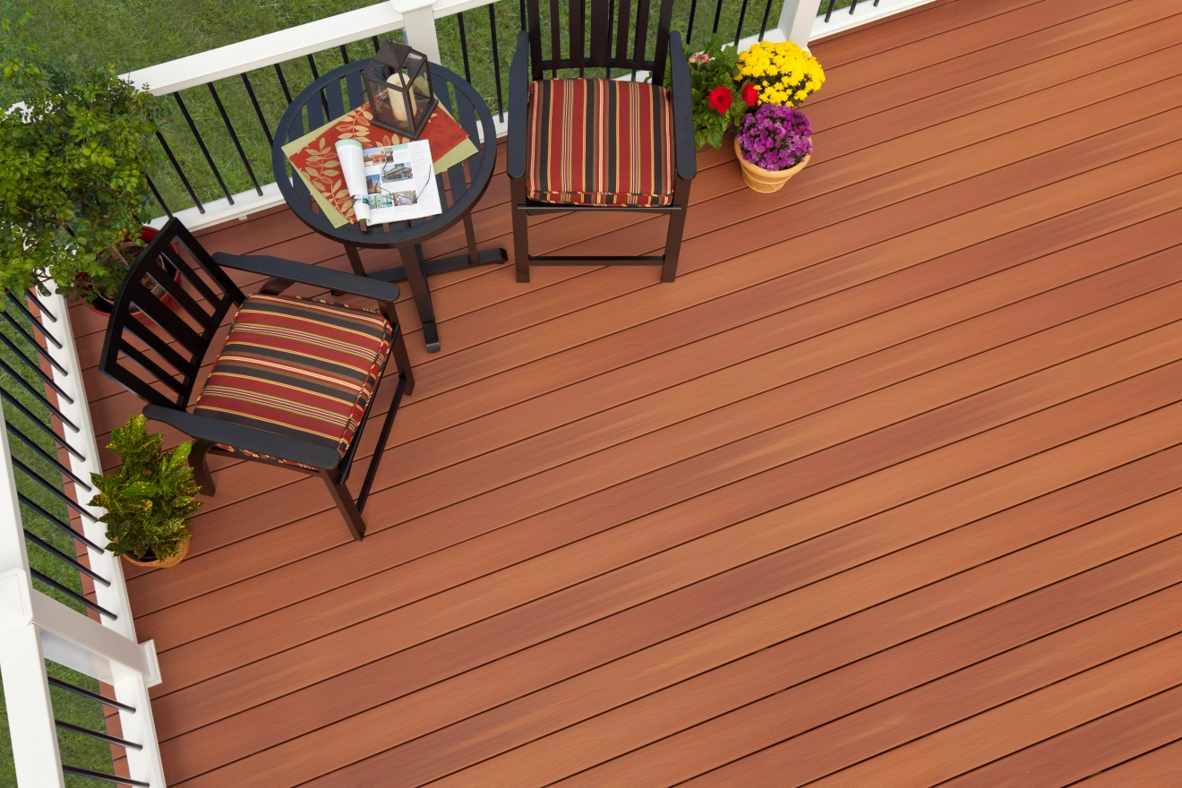 Synthetic Deck Boards How To Find Your Ideal Deck Board Deck Talk