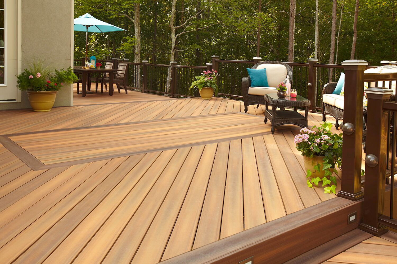Synthetic Deck Boards Capped Composite Decking What It Is And Why You Need It Deck Talk
