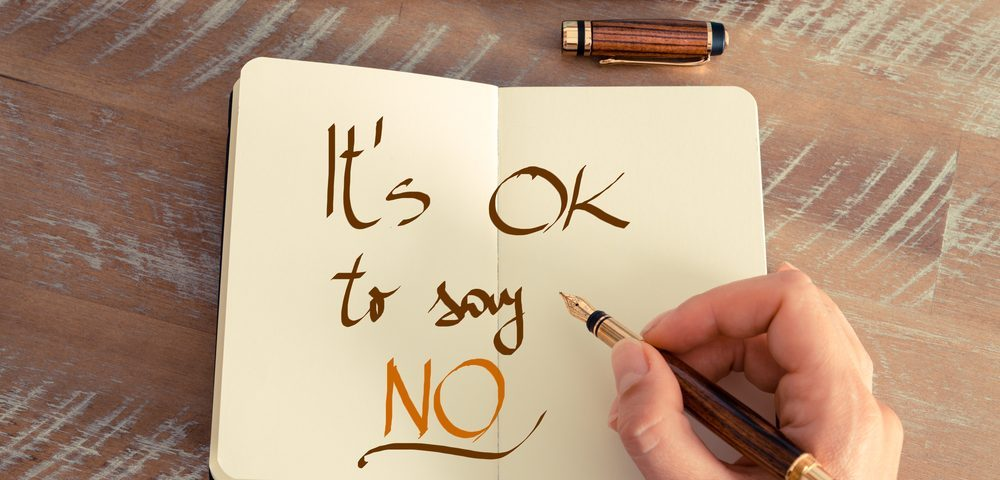 Conserving Energy with Fibromyalgia and the Power of Saying No