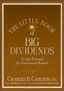 little book of big dividends
