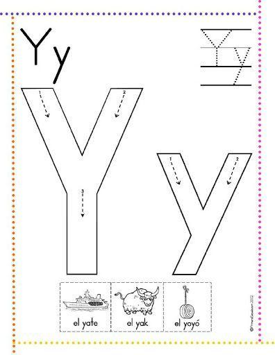 Caligrafía letras, r, s, t, u, v, w, x, y, z | Fichas de ...