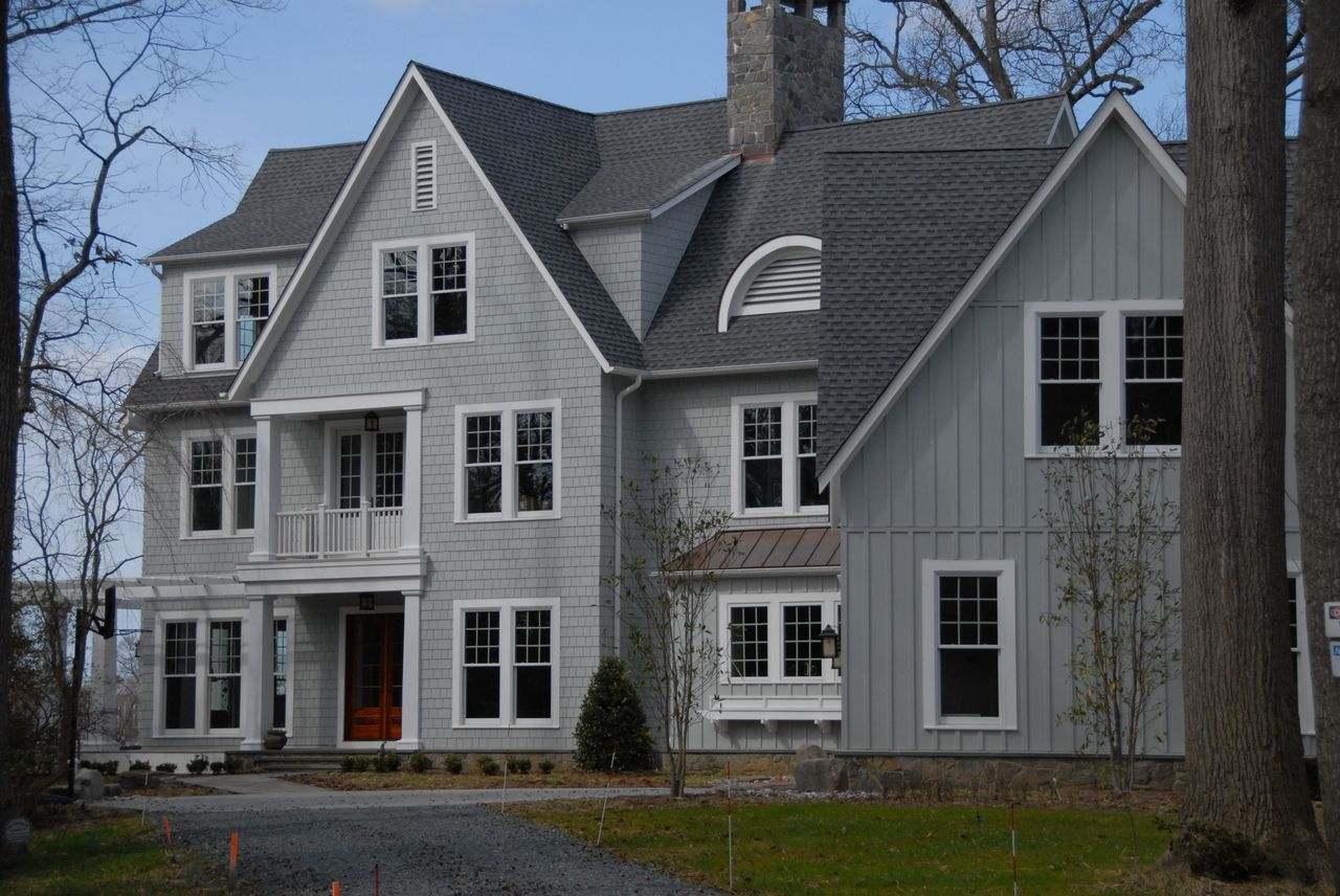 Gallery Of Hardiplank Homes Designs. Maryland Siding Contractor Annapolis,  MD Roofing