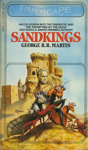 Amazon Quest Sandkings By George R.r. Martin - Fictiondb
