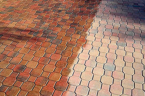 Sealing Pavers   Fiddler Roof Cleaning
