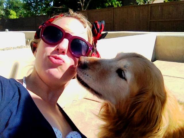 Kisses for Lauren!