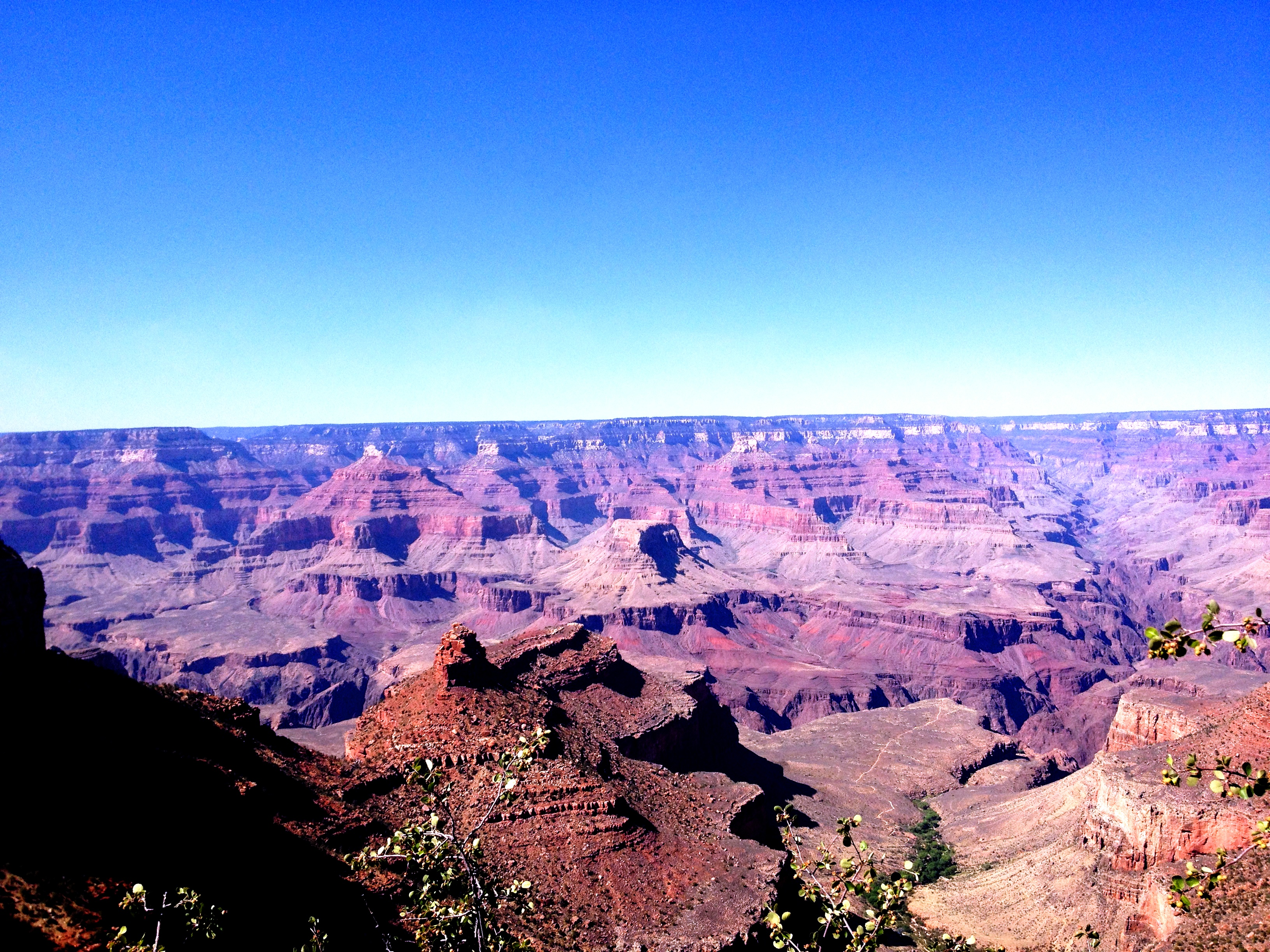 Notes from the Southwest The Grand Canyon and the hike from Hell