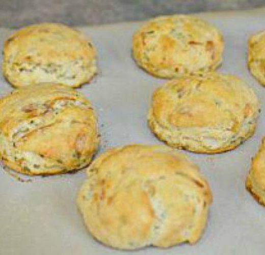 sourdough biscuit