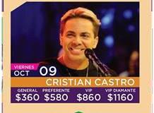 Cristian Castro | Palenque 2015