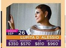 Lupita Dalessio | Palenque 2015