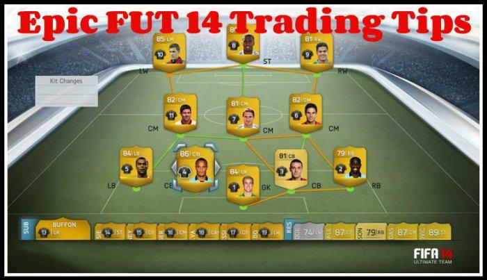 Trading strategies fifa 14