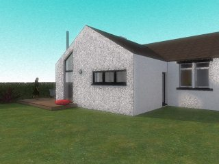 Extension & Refurbishment, Balmullo