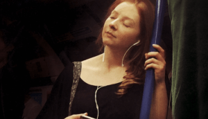 London Commuters turned into Renaissance Portraits