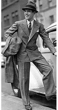 1950s Men's Fashion - see what was popular