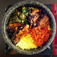 Persianized Dolsot Bibimbap & Korean Tahdig! | Awesome Guest Post by @CaramelFlahn