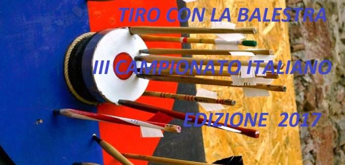 III CAMP ITA BALESTRA