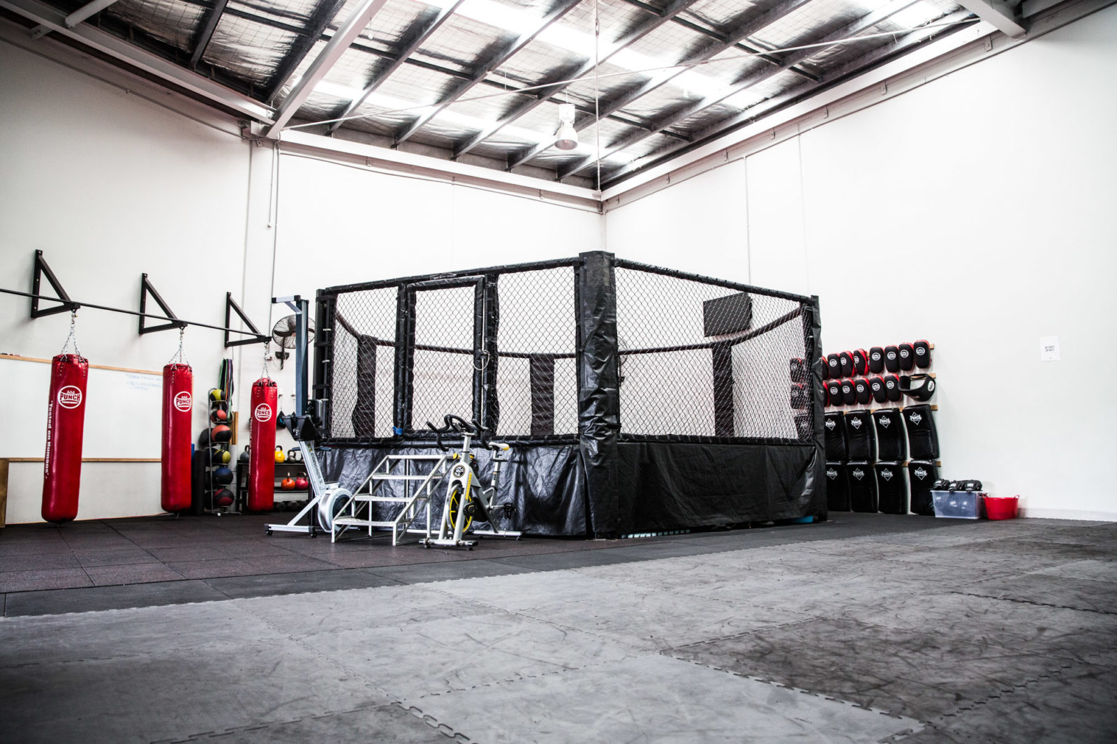 Boxing Brisbane City Fightcross Mma Albion Brisbane Mma Training Gym Fight