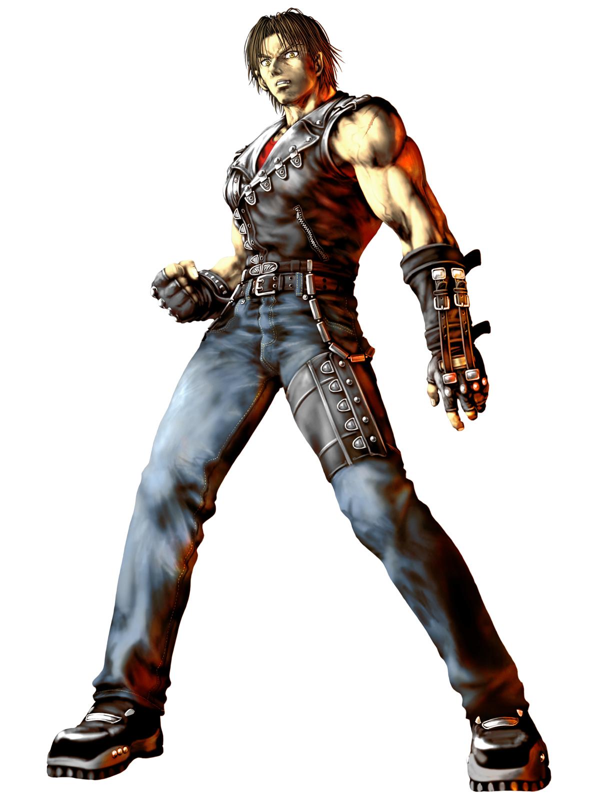 3d Mortal Kombat Wallpaper Yugo Ogami Bloody Roar