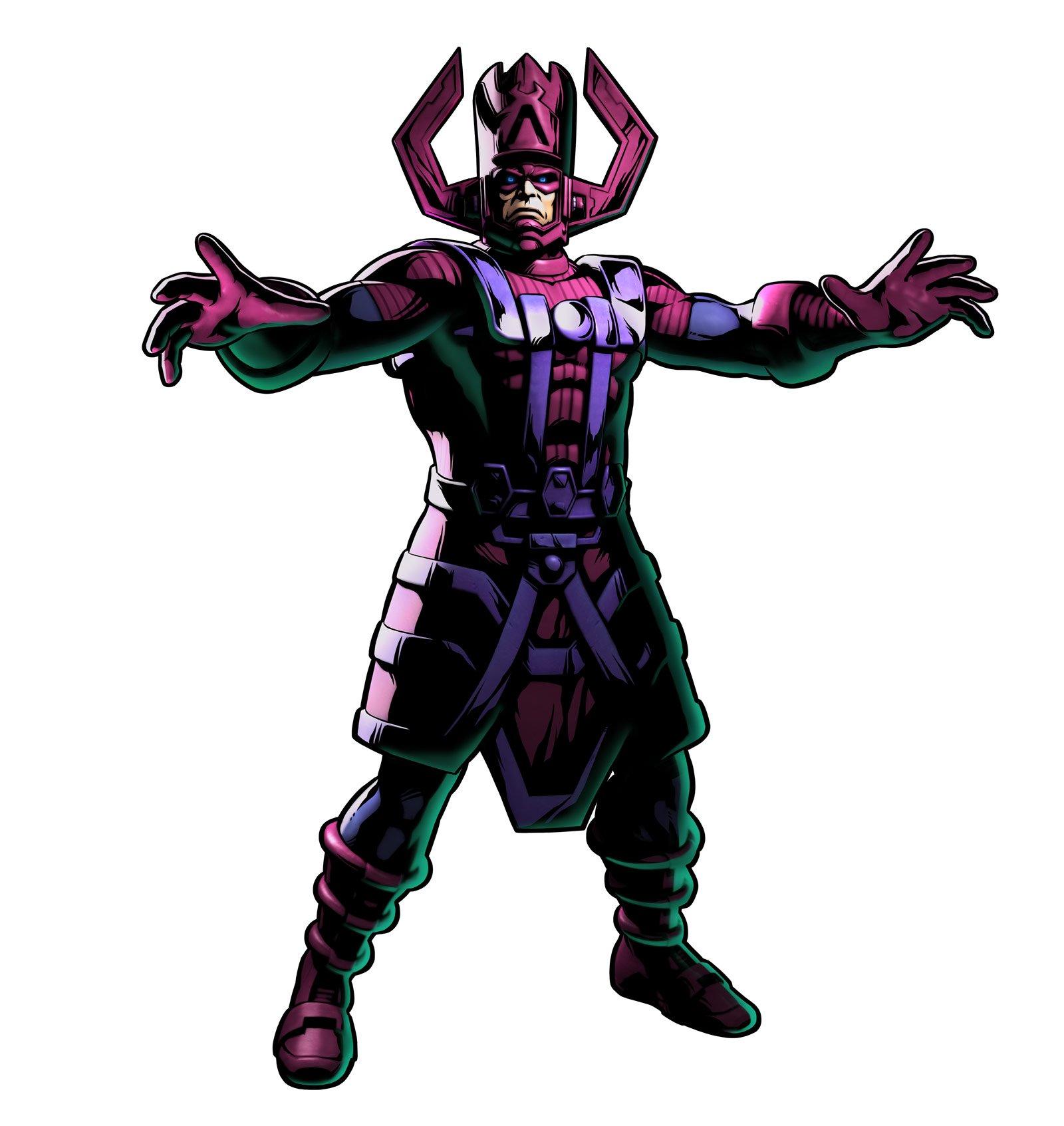 Wallpaper Superhero Marvel 3d Galactus Mvc3
