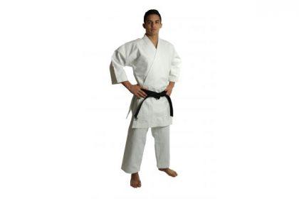 Adidas Wkf Kigai Karate Uniform European Cut Kata 12oz