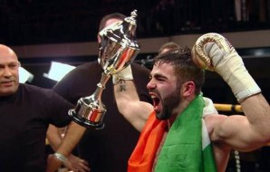 Exclusive: Jono Carroll interview before Saturday's PPV