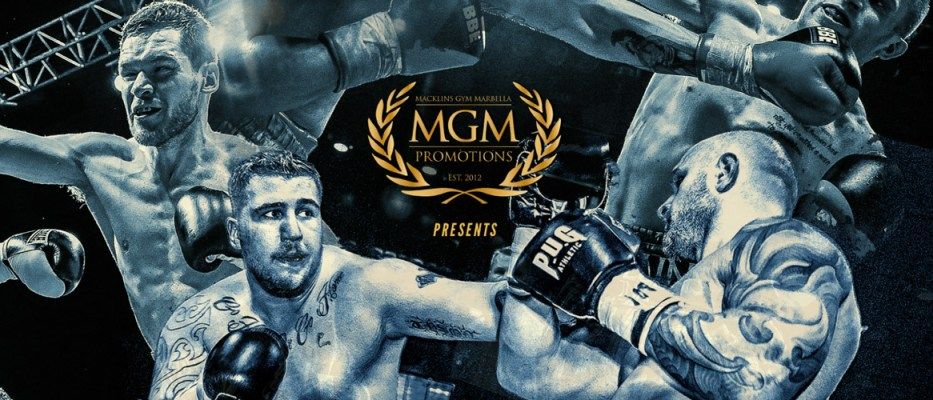 "MGM Presents ""Rumble at the Roadstone Club"" - Fight Card"