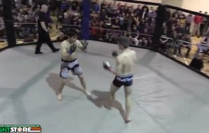 Arann Maguire v Nathan Kelly - BattleZone 15 [Video]