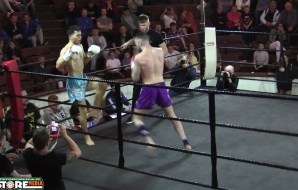 Aaron Browne vs Mohamed Kalif - Curadh Legends [Video]