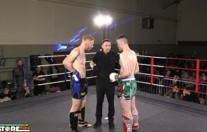 Aaron O'Reilly vs Chris Meany - Thai Wars [Video]